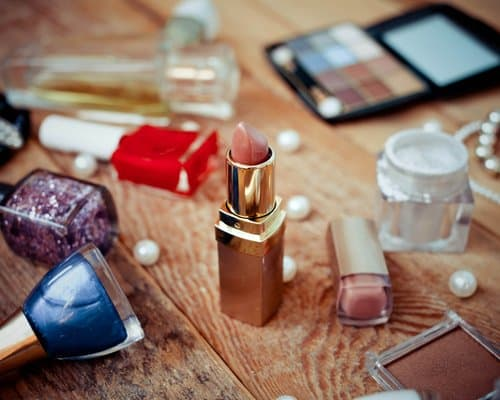 Search marketing for beauty products